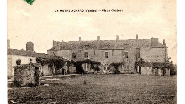 Les Achards. L'histoire tourmentée du Vieux-Château - Les Sables  d'Olonne.maville.com