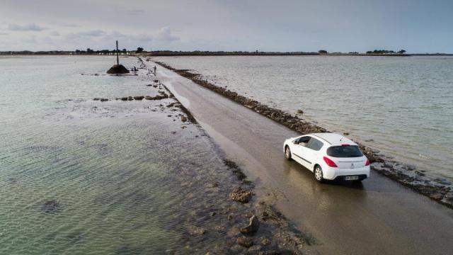 Calendrier Des Marees Noirmoutier.Vendee Les Horaires De Maree Du Mois D Aout 2018 La Roche