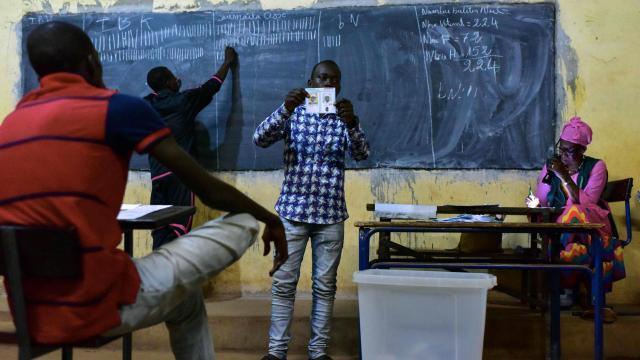Mali second tour de la présidentielle un mort dans des