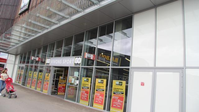 e457e68075d Mondeville. Le magasin Go sport met la clé sous la porte - Caen ...