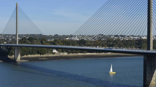 Le Pont De L Iroise Resisterait Meme A Un Ouragan Brest