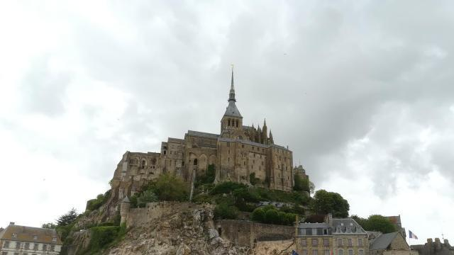 Le mont saint michel symbole des landes saint malo - Office de tourisme du mont saint michel ...