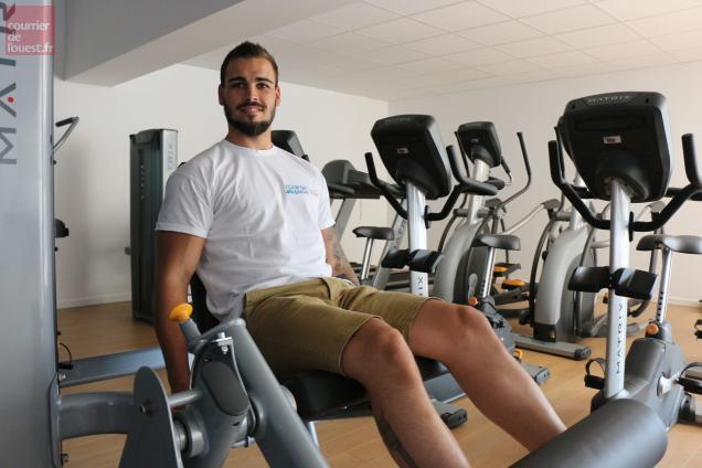 Segre Une Nouvelle Salle De Fitness Avec L Orange Bleue Angers