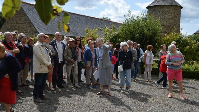 Ploufragan Le Manoir Des Chatelets Tresor Du Patrimoine Local