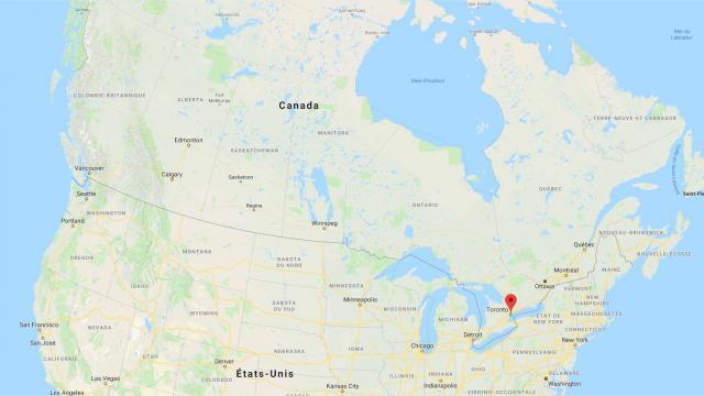Monterblanc Canada canada. un centre commercial évacué à toronto, des coups de feu