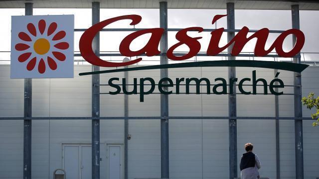 supermarché casino cholet