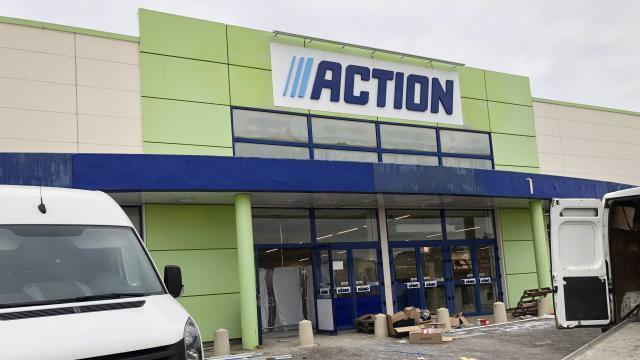 L enseigne Action ouvrira le 27 septembre à Morlaix - Brest.maville.com e9a9c523887