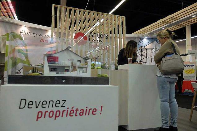 Angers. 330 exposants attendus au salon Habitat, Immobilier ... on