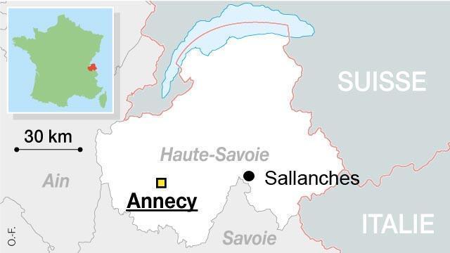 Haute Savoie Prise D Otages Au Centre Des Impots De Sallanches