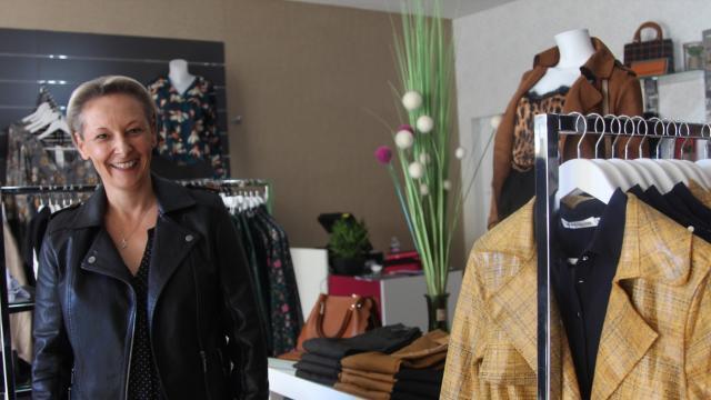 8b493a06411a56 Château-Gontier. Un nouveau magasin de vêtements femmes - Laval ...