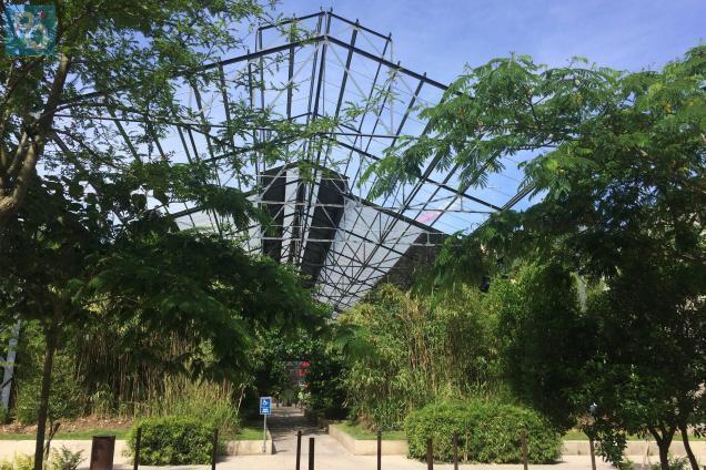 Nantes. Le jardin des Fonderies fermé et « sécurisé », après des ...
