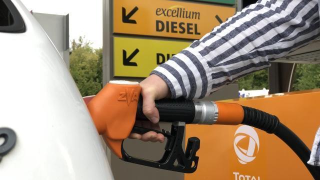 carte essence ouest france Carte. Augmentation du prix du diesel, combien payez vous à Laval
