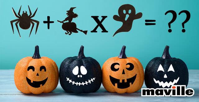photo jeu. combien de bonbons pour halloween ?
