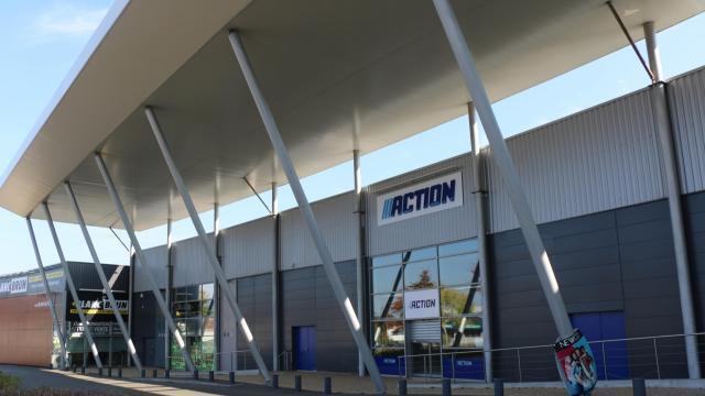 À Quimper. Bientôt un magasin Action - Quimper.maville.com 582e360655e