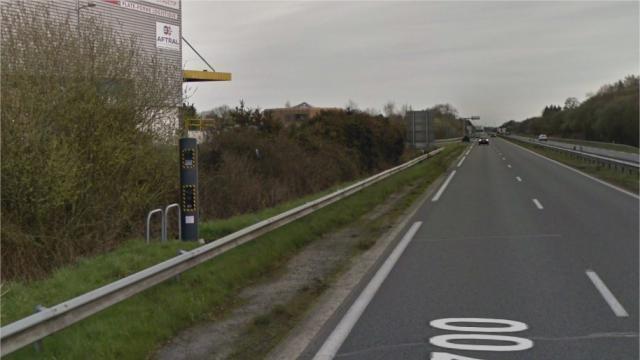 Côtes-d'Armor  Un radar incendié à Plaintel, le deuxième en