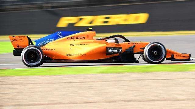 Formule 1 Le Belge Stoffel Vandoorne Va Debuter En Formule