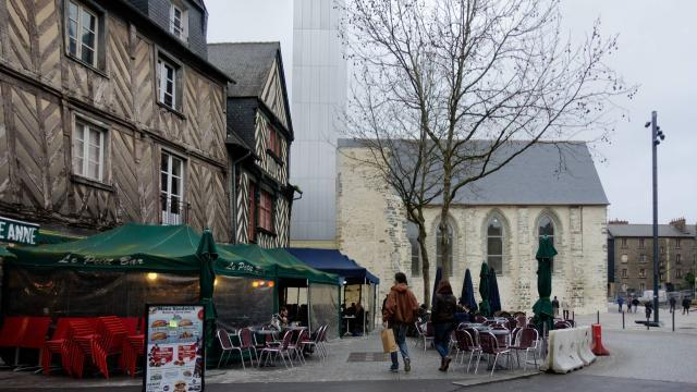 Commerce Terrasses Du Centre Ville La Ville De Rennes Met