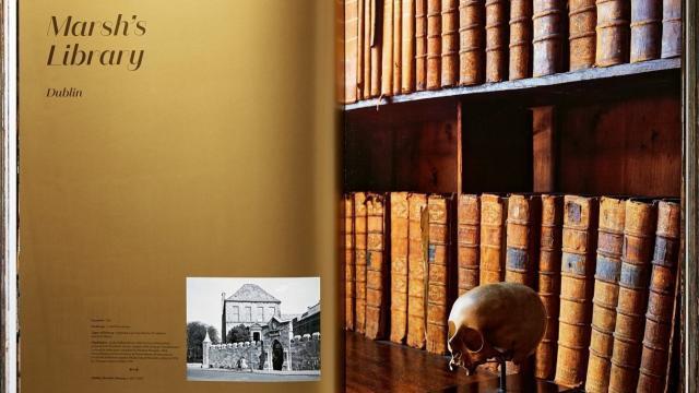 massimo listri les plus belles bibliothques du monde