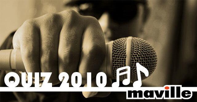 photo quiz musical. la chanson française des années 2010