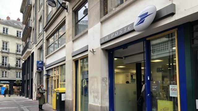 La Poste Fermeture De Deux Nouveaux Bureaux A Nantes Nantes Maville Com