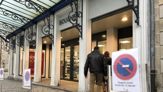 Finistère. Les commerces pourront ouvrir les dimanches 20 et 27 janvier -  Brest.maville.com 0a7e30cdcb5