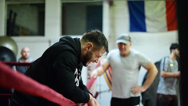 Boxe Jordan Richard Lepinay Le Gout De L Effort Video Sport