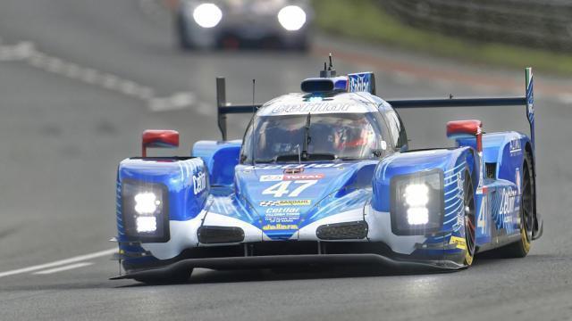 24 Heures Du Mans Cetilar Villorba Corse Change De Nom Et