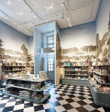 Architecte Du0027intérieur. La Boutique Du Château De Versailles Conçue Par Un  Vendéen   La Roche Sur Yon.maville.com
