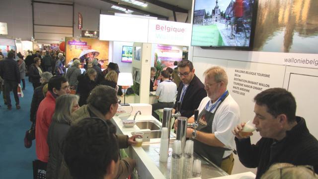 Salon du tourisme la wallonie en belgique veut aussi s duire les visiteurs - Salon international du tourisme rennes ...