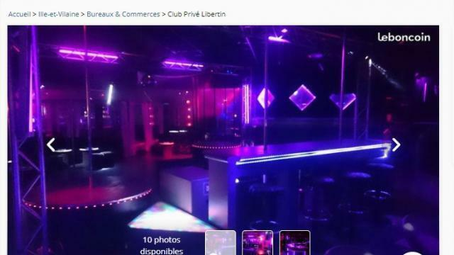video dans club libertin saint malo