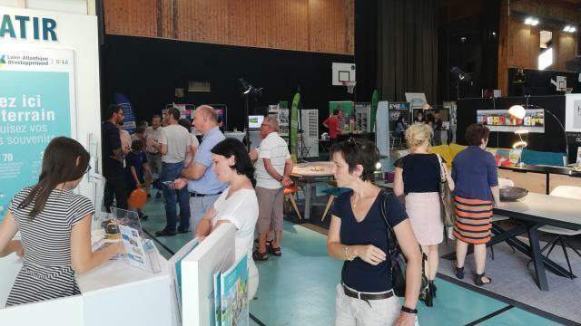 Exposition Un Salon De Lhabitat Côté Cour Côté Jardin à Ancenis