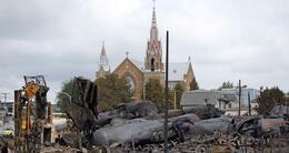 actu cinéma en juillet 2013, un convoi de wagons-citernes chargés de pétrole a déraillé et a explosé en plein centre de la petite ville de lac-mégantic au québec, faisant 47 morts.