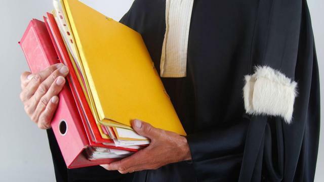 photo le tribunal de lorient a condamné deux hommes à 4mois de prison ferme et 6mois avec sursis (photo d'illustration). ouest-france © archives
