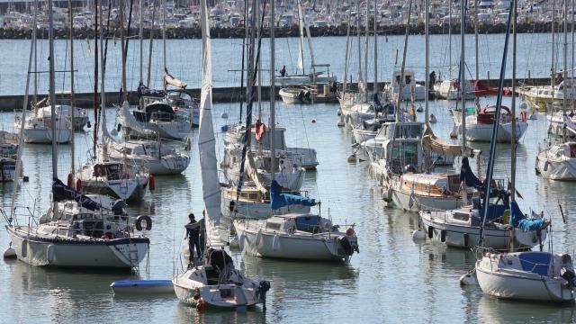 photo les ports de plaisance, comme ici pornic (loire-atlantique),  sont appelés à concentrer de multiples services pour s'adapter aux nouveaux plaisanciers. © jean-marie le provost