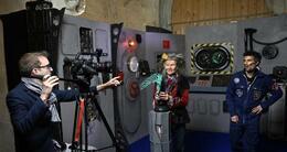 actu cinéma tournage participatif à l'occasion de kino caen.