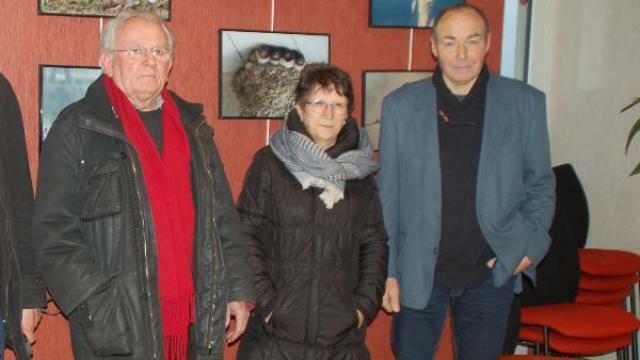 château-gontier. une expo photos sur la faune locale - laval.maville