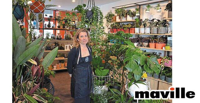 Angers Anne Boureau Presente Jane Sa Jardinerie Urbaine Angers