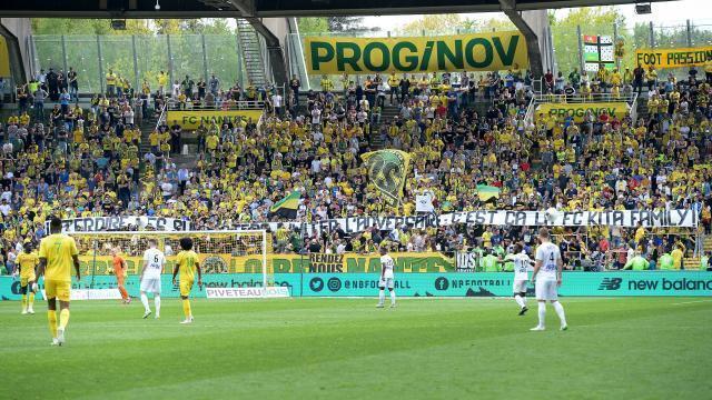 Ligue 1 : réduit à dix joueurs, l'Amiens SC s'incline devant Nantes à domicile