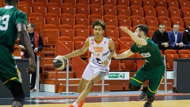 design intemporel e6aa0 dc2ed Basket-ball. Matthieu Gauzin, l'espoir du MSB qui attend son ...