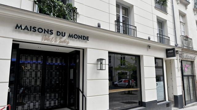 DOSSIER. Maisons du monde ouvre son premier hôtel à Nantes