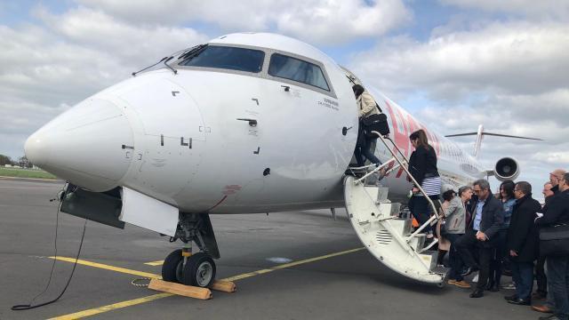 Rennes Interdire Les Trajets Courts En Avion Les Elus Insoumis Sont D Accord Rennes Maville Com