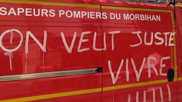 photo le conflit qui oppose les sapeurs-pompiers professionnels à leur direction est entré dans une nouvelle phase de négociations. © ouest-france