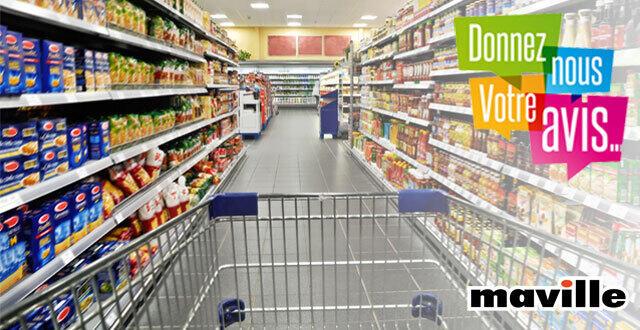photo hypermarché ouvert le dimanche après-midi sans caissiers : qu'en pensez-vous ?