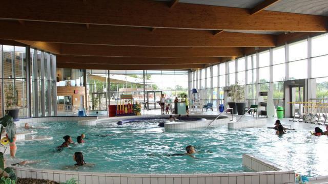 photo le centre aquatique de sablé propose quatre espaces pour nager, se détendre ou s'amuser. © archives ouest-france