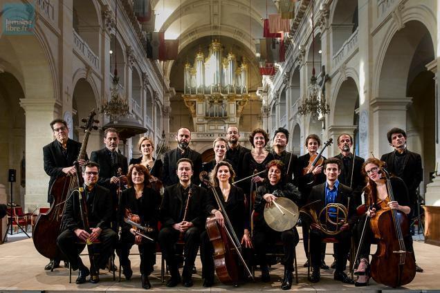 photo © zamba pulcinella orchestra jouera le mardi 20 août. pulcinella orchestra © alberto crespo