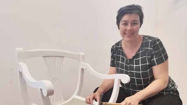 Artisanat Julie Morin Tapissiere D Ameublement Lorient