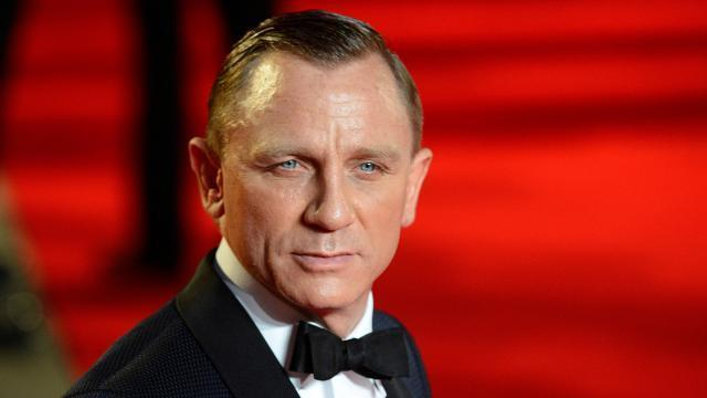 photo daniel craig lors de l'avant première mondiale du film skyfall, à londres le 23 octobre 2012 (photo d'illustration). © paul hackett / reuters