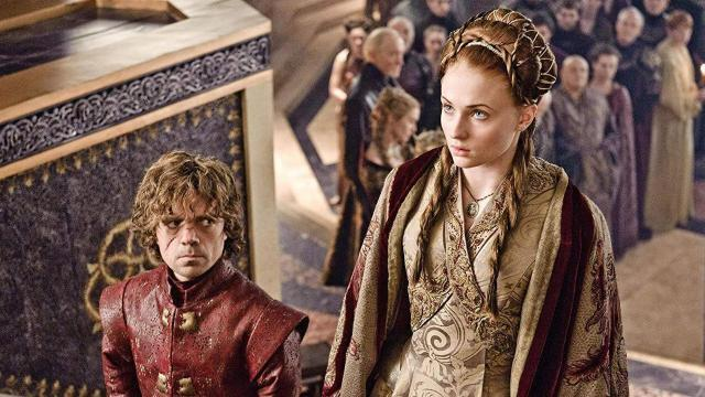 photo sophie turner dans game of thrones recevra le prix du nouvel hollywood. © hbo