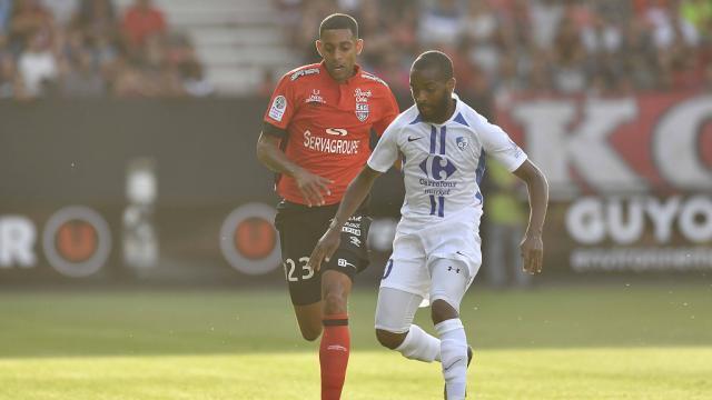 Mercato. EA Guingamp : Youssouf M'Changama (Grenoble) a