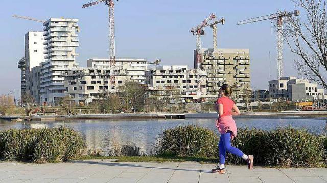 photo la valeur locative des logements neufs est conforme au marché. en revanche celle des logements anciens est souvent obsolète. © marc ollivier